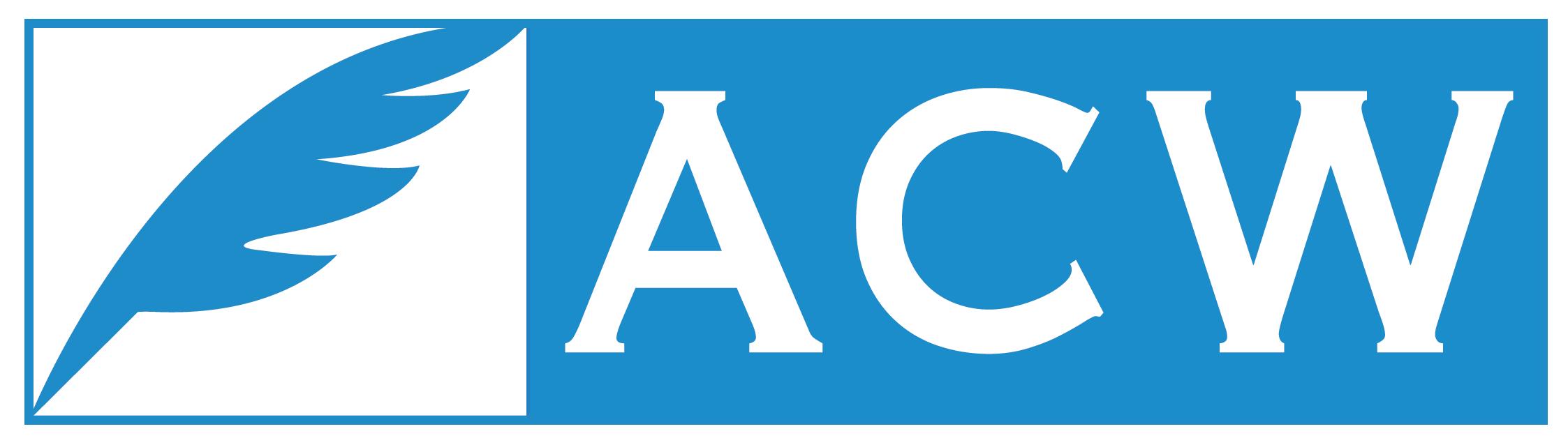ACW Logo-ACW Letters 2017