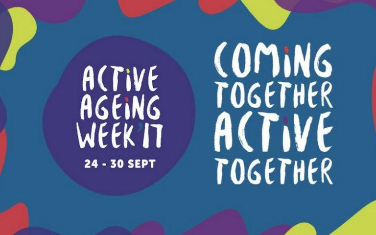 Active Ageing Week 2017