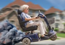 ATSA claims Nationals' mobility devices plan will punish seniors & people with a disability | Aged Care Weekly