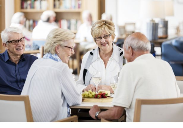 """Retirement Villages To Provide """"Like Living In A Cruise Ship"""" Lifestyle 