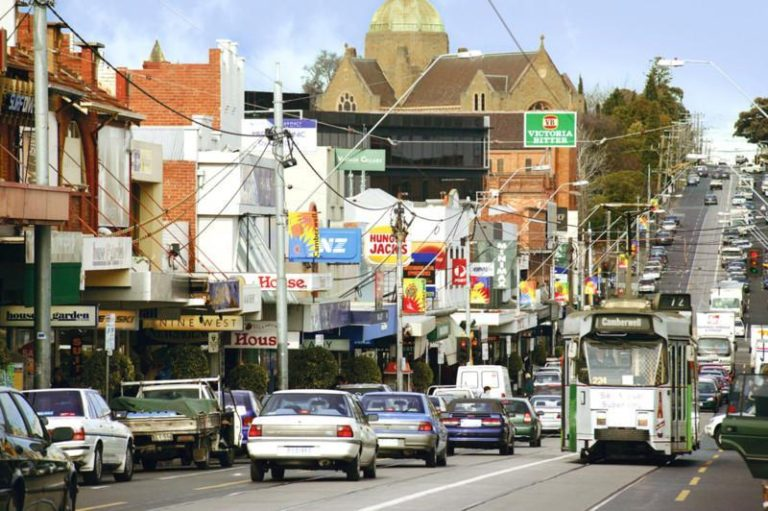 Senior Shopping Guide In Camberwell Area