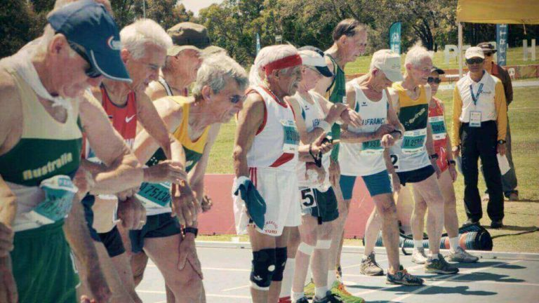 What a 5km run, a 90-year old and the recruitment process have in common