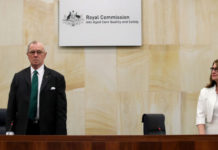 Aged Care Royal Commission is told of lack of equipment and shared incontinence pads | Aged Care Weekly