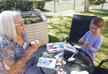 New Research Mainlining Intergenerational Care   Aged Care Weekly