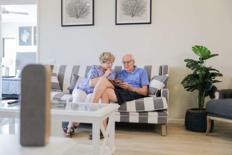 WORLD FIRST AGED CARE SMART HOME DEVICE TAKES OUT THREE TOP PRIZES AT NATIONAL BUSINESS AWARDS