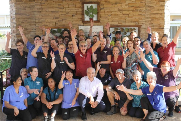 Skilled Refugees Fill Staffing Demand at Aged Care Home