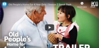 Old People's Home for 4 Year Olds returns Australia