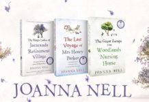 Practising doctor Joanna Nell writes bestselling novels about older people.