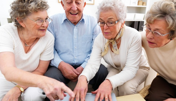 Create social connections Happy Retirement   Aged Care Weekly