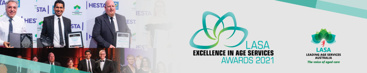 LASA 2021 Excellence Awards – honouring dedication, excellence and innovation in age services