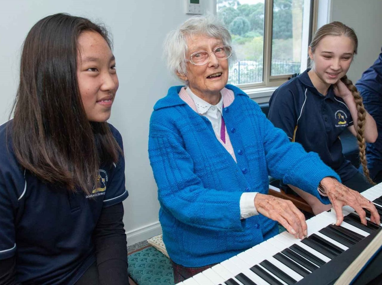 Intergenerational Universities? Australia Looks to Intergenerational Care with Students