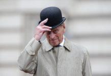 Prince Phillip Duke of Edenborough Funeral