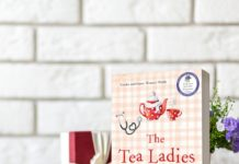 Joanna Nell's new novel The Tea Ladies promises to be a fun read.