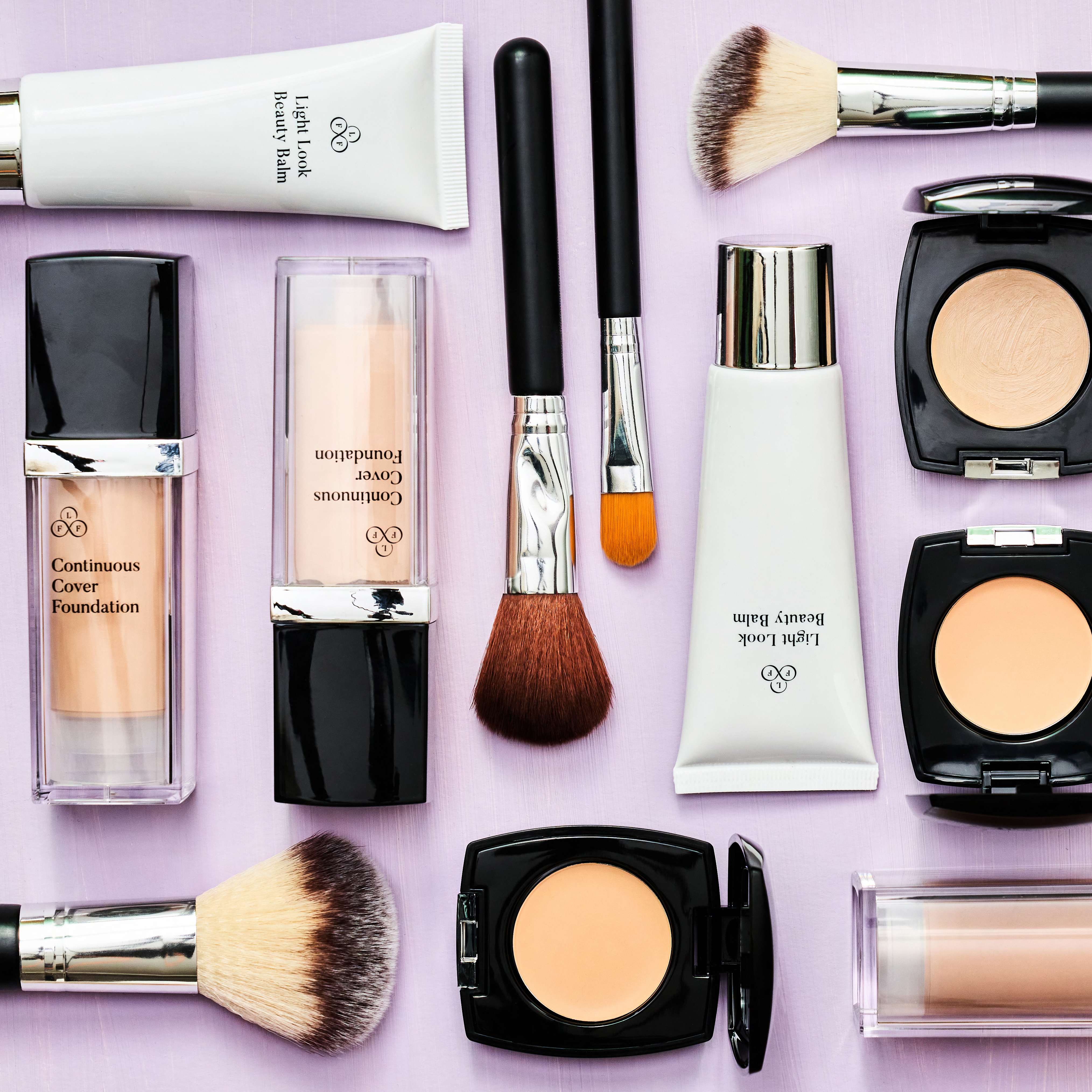 Makeup for older women.
